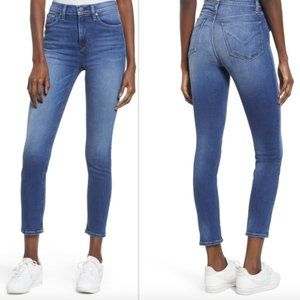 Hudson Holly Jeans Rise Crop Skinny 29 NWT $195